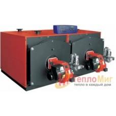 Котлы горизонтальной компоновки серии Duomax PN мощностью 140-1260 кВт