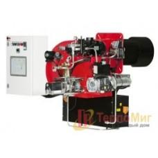 Модулируемая двухтопливная горелка F.B.R. газ/мазут KN 1000/M