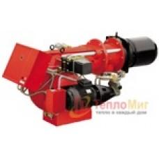 Riello двухтопливная (газ-дизель) горелка GI/EMME 1400 t.l.