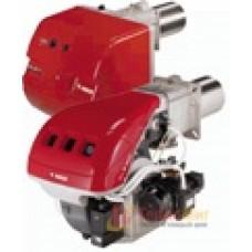 Riello двухтопливная (газ-дизель) горелка RLS 100