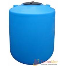 Анион Пластиковая емкость 1600 л с крышкой 380 мм 1600ВФК2